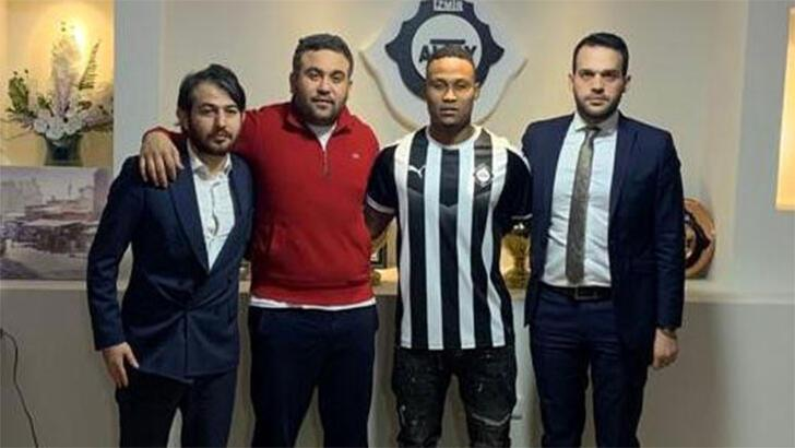 Transfer haberleri | Altay, Segbefia ile sözleşme imzaladı