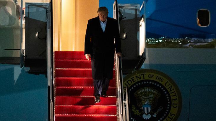 Trump'ın azil yargılamasında soru-cevap tamamlandı