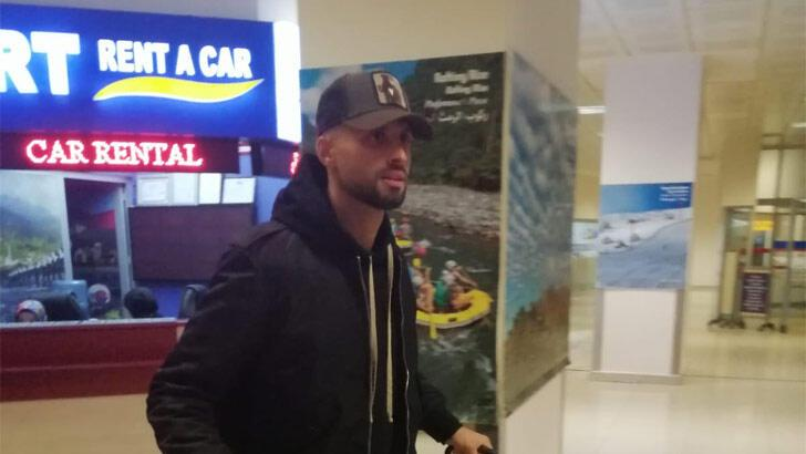 Son dakika | Manuel da Costa imza için Trabzon'da