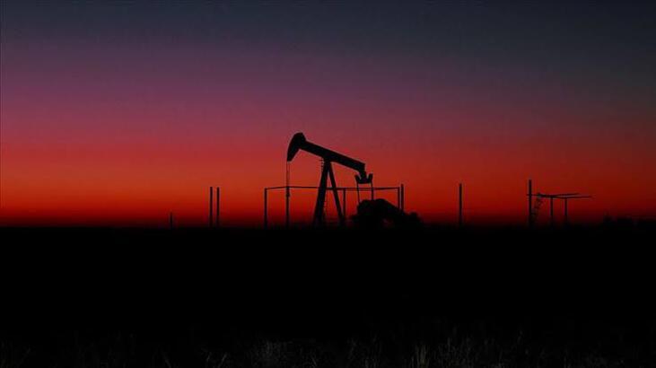 Petrolün varili 58,12 dolar