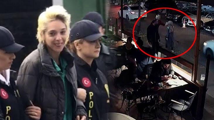 Beşiktaş'ta başörtülü kadına saldıran sanık tahliye edildi