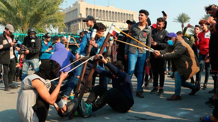 Sistani'den yeni hükümet ve erken seçim çağrısı