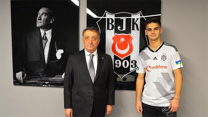Beşiktaş transfer haberleri | Hasic'le 4.5 yıllık sözleşme imzalandı