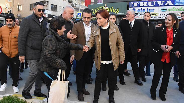 Akşener'den İmamoğlu'nun tartışılan Erzurum tatili yorumu: O tür konuların kararını seçmen verir