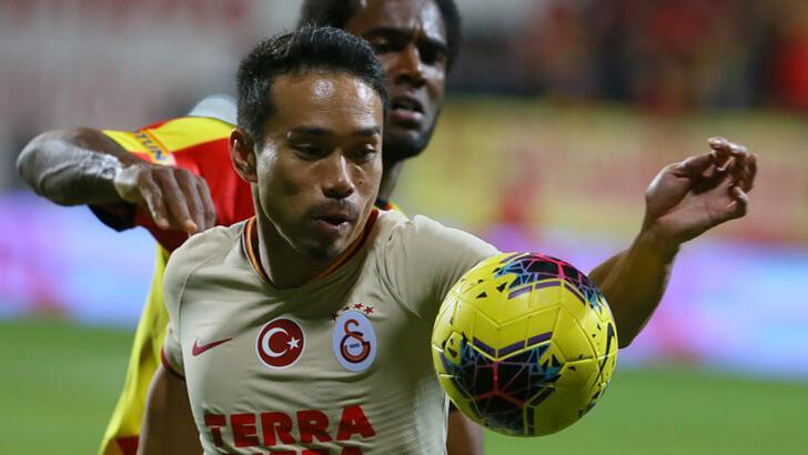 Galatasaray transfer haberleri | Nagatomo ve Luyindama'nın sözleşmeleri askıya alındı