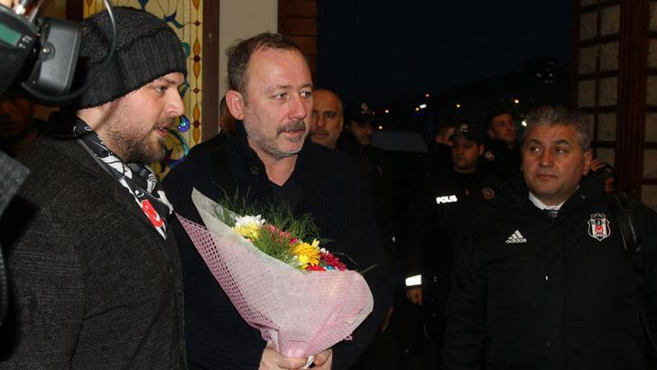 Beşiktaş kafilesi Rize'de!