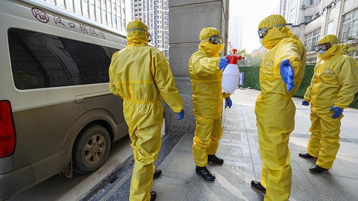 Dünyaya yayılıyor! O ülkede ilk kez koronavirüs vakası görüldü