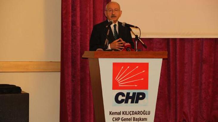 Kılıçdaroğlu: Elazığ'ın afet bölgesi ilan edilmesi gerek
