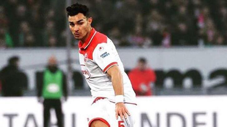 Kaan Ayhan'ın golü Düsseldorf'a puanı getirdi!