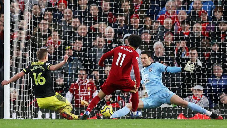 Liverpool yine kazandı! Üst üste 16. kez...