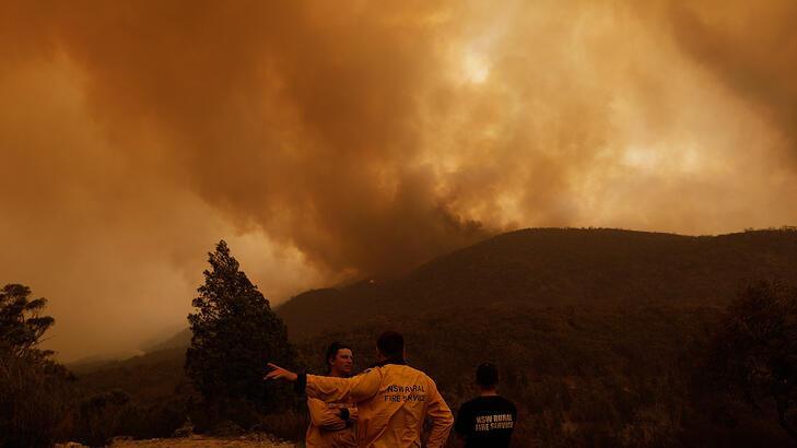 55 bin hektardan fazla alan kül oldu!
