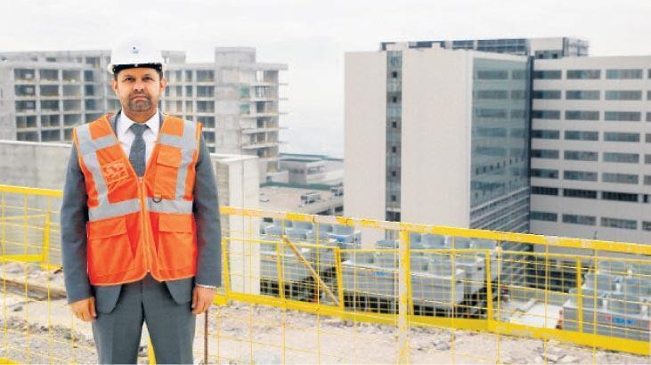 İzmir'in sağlık üssü yükseliyor