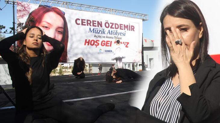 Ceren Özdemir'in hayalleri ağlattı!