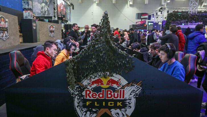 Red Bull Flick GİST'in ilgi odağı oldu