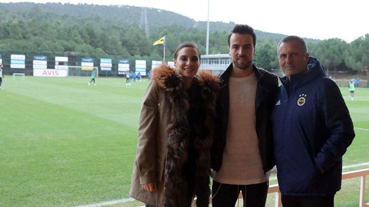 Fenerbahçe'nin GMG Kırklarelispor idmanında sürpriz isimler