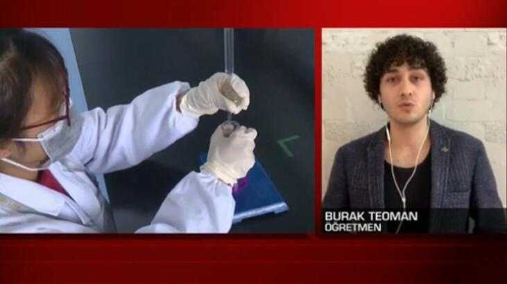 Çin'deki Türk öğretmen: N95 denilen maskeyi temin edemedim