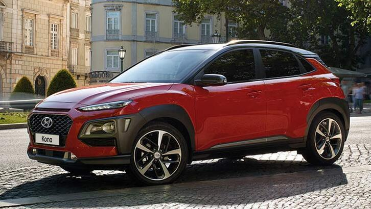 Hyundai KONA 1.6 lt dizel, şimdi Türkiye yollarında