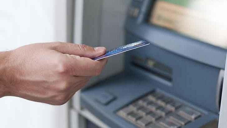 ATM'de işlem yaparken bunlara dikkat edin!