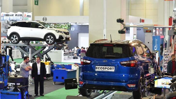 Otomotiv sektörünün kalbi Automechanika Istanbul'da atacak