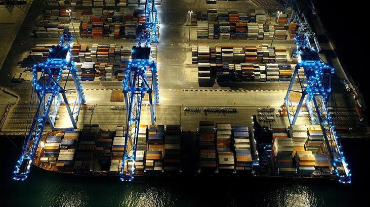 Ege İhracatçı Birlikleri'nden ocakta 1,1 milyar dolarlık ihracat