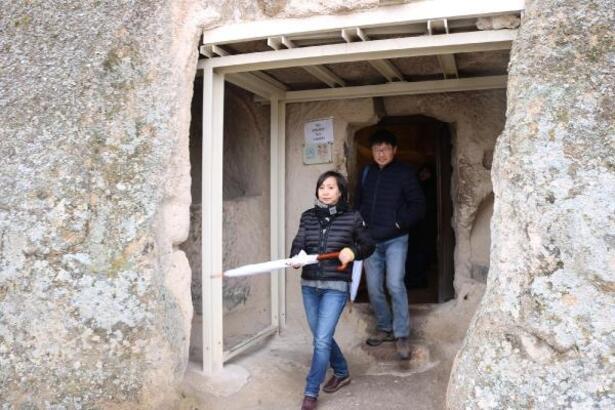 'Kapadokya'da 'koronavirüs'e rastlanmaması sevindirici'