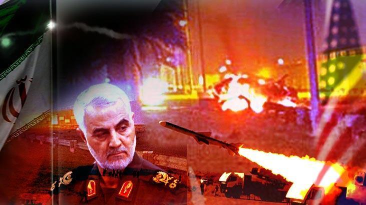 Son dakika... İran bombayı patlattı! Kasım Süleymani Suudi Arabistan'a...