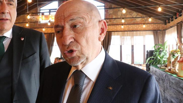 SON DAKİKA | TFF Başkanı Nihat Özdemir perşembe basın toplantısı düzenleyecek