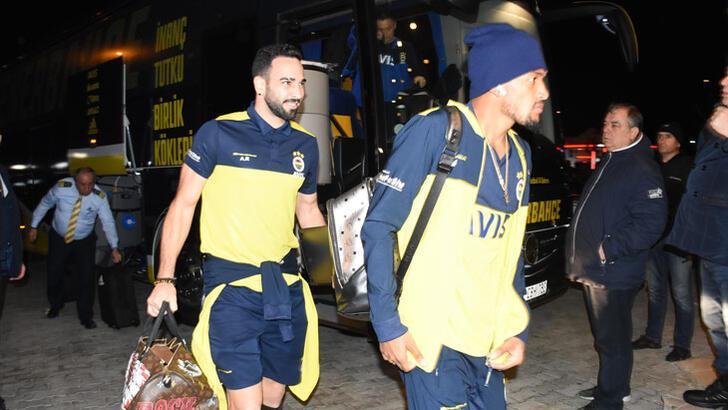 Fenerbahçe'ye Kırklareli'nde coşkulu karşılama