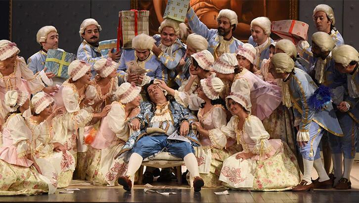 Don Pasqualle operası yeniden İstanbul'da