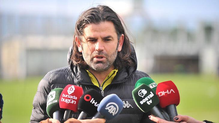 """İbrahim Üzülmez: """"Eskişehirspor maçından dersler çıkaracağız"""""""