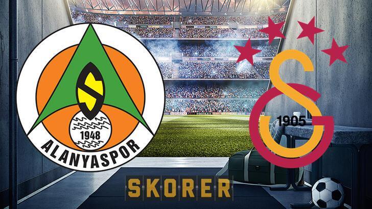 Alanyaspor Galatasaray maçı ne zaman, saat kaçta, hangi kanalda?