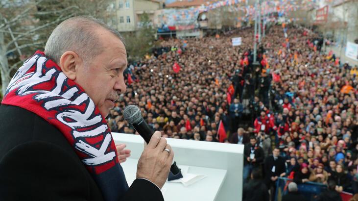 Son dakika... Cumhurbaşkanı Erdoğan'dan çığ faciasına ilişkin açıklama
