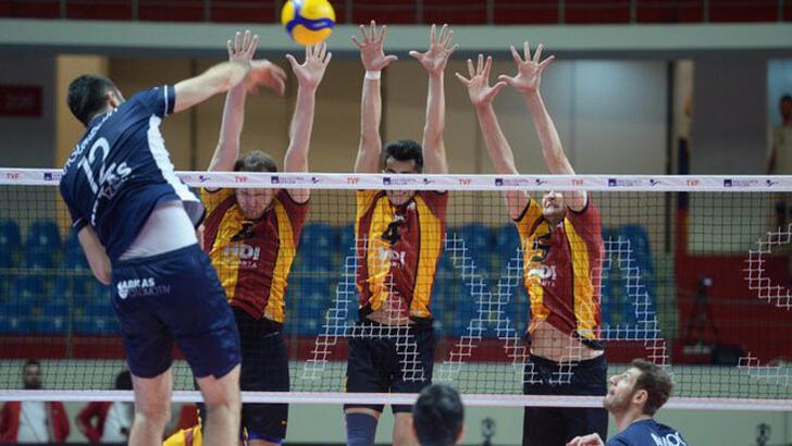 Galatasaray HDI Sigorta-Arkas Spor: 1-3