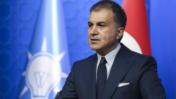AK Parti Sözcüsü Çelik'ten AP'deki skandal konferans için tepki