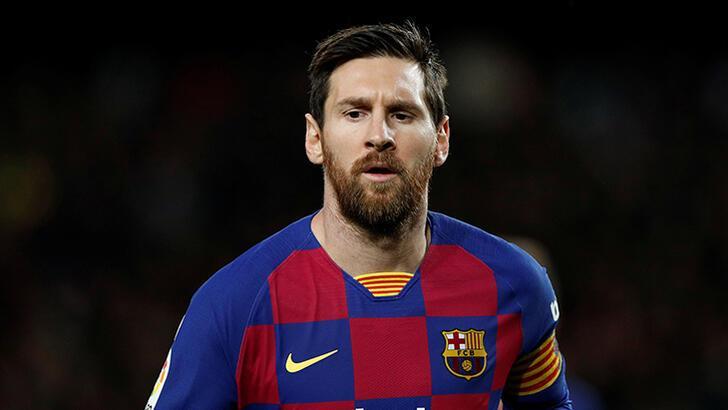 Lionel Messi'nin ilk tercihi Manchester City!