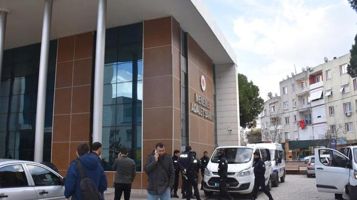İzmir'deki korkunç cinayetin şüphelileri adliyeye sevk edildi