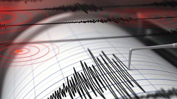 Son dakika... Akdeniz'de korkutan deprem! Depremin büyüklüğü...