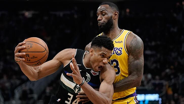 NBA All Star'da Lebron ve Giannis'in kadroları belli oldu