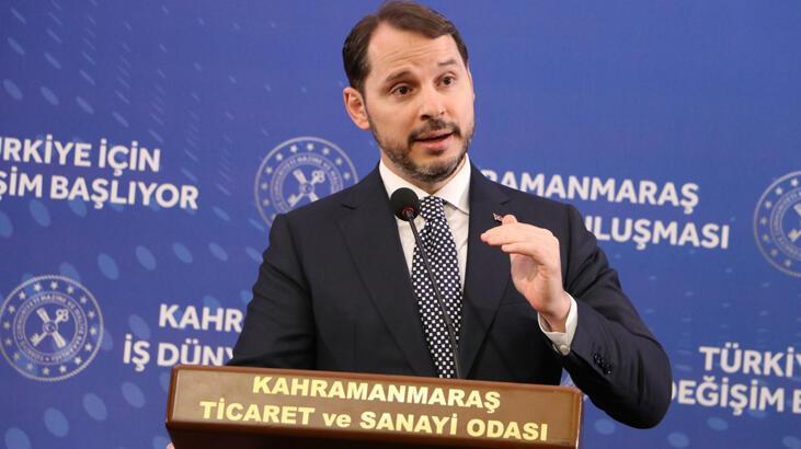 Son dakika| Bakan Albayrak: Enflasyonu Türkiye'nin gündeminden çıkaracağız...