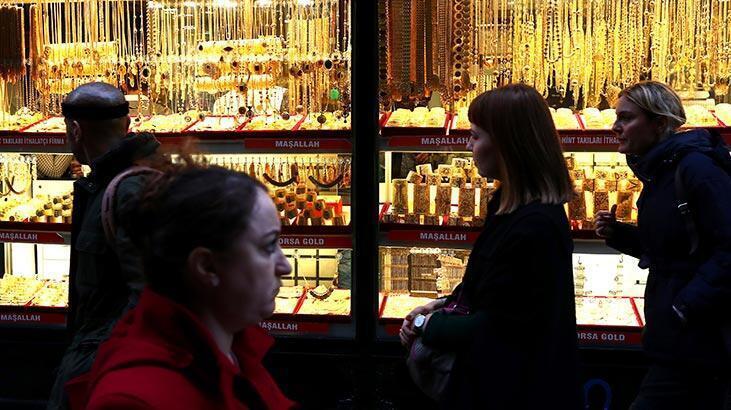 Altın fiyatları ne kadar oldu? Kapalıçarşı'da güncel gram, çeyrek tam altın fiyatları kaç lira?
