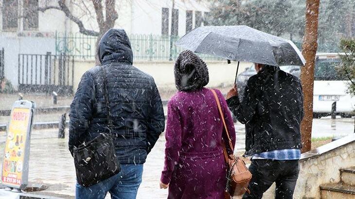 Son dakika | 8 Şubat İstanbul hava durumu açıklandı! Yarın kar yağacak mı? 8 Şubat Metoroloji'den İstanbul'da yağış...
