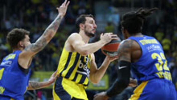 Fenerbahçe Beko - Maccabi Tel Aviv: 77-78