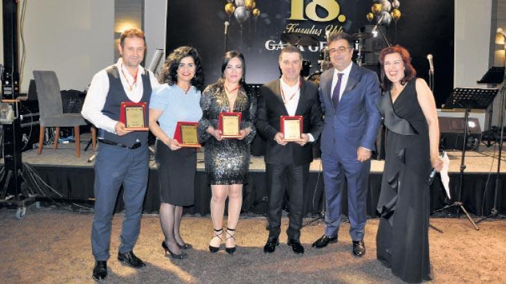 Tınaztepe Sağlık Grubu 18 yaşında