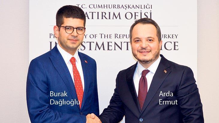 Yatırım Ofisi'nde başkanlık  ataması: Burak Dağlıoğlu