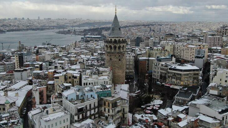 İstanbul'da kar yağışı ne kadar sürecek? 8 Şubat (Bugün) Hava durumu nasıl olacak?