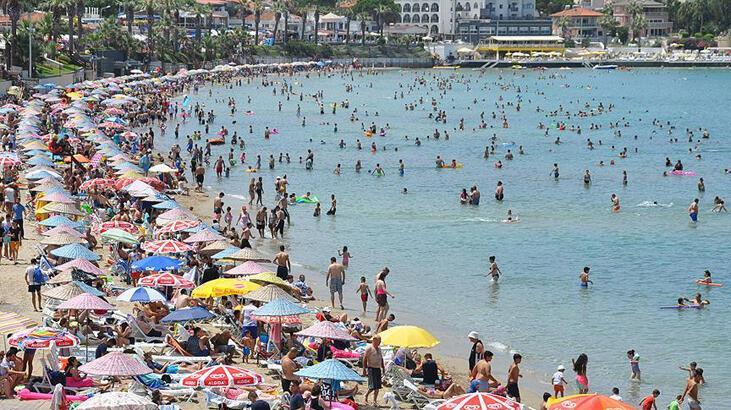 Kuşadası turizmde hızla eski günlerine dönüyor