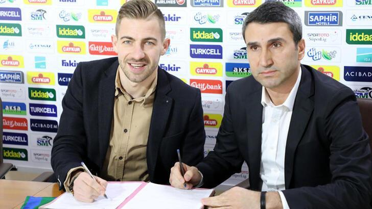 Son dakika | Çaykur Rizespor, Dario Melnjak'ın sözleşmesini 2 yıl daha uzattı