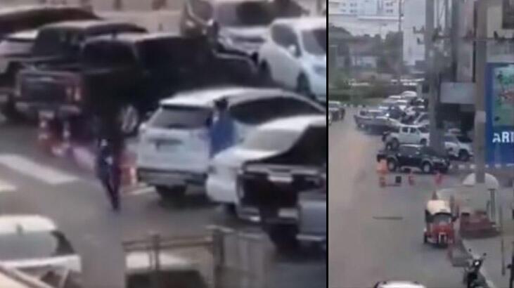 Son dakika   Tayland'da asker AVM'de ateş açtı: Çok sayıda ölü var!