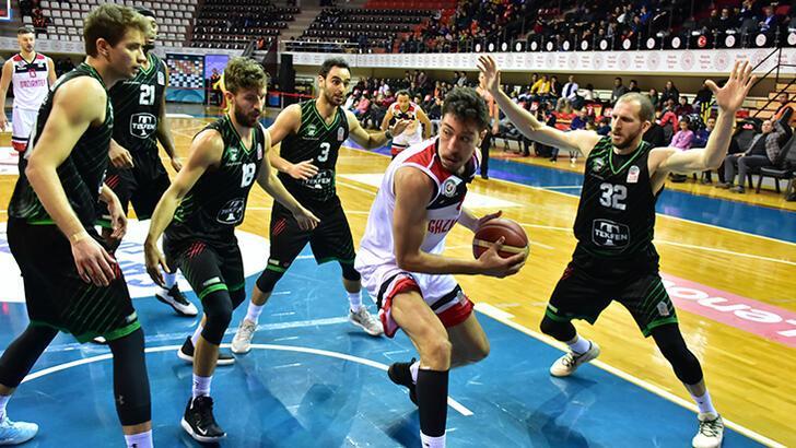 Darüşşafaka Tekfen, Gaziantep Basketbol'u deplasmanda devirdi