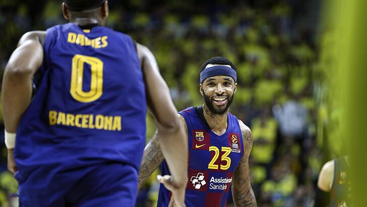 THY Avrupa Ligi'nde 24. haftanın MVP'si Barcelona'dan Malcolm Delaney